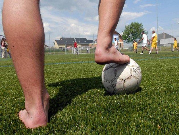 Fotbalový turnaj Samaritán OPEN