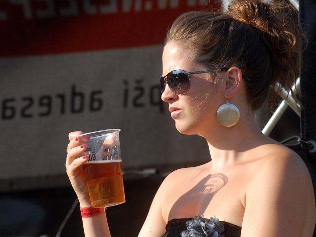Beerfest v Korunní pevnůstce
