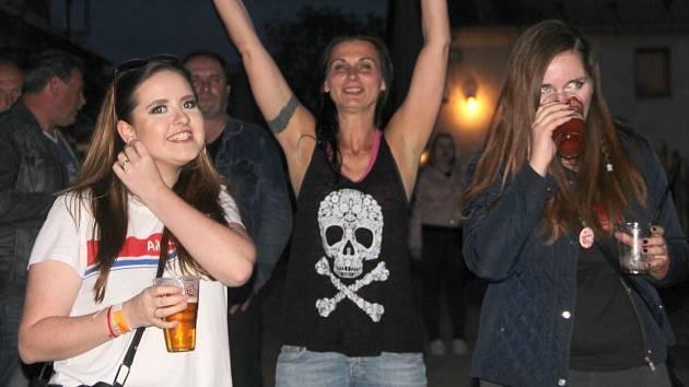Festival Rock na Statku ve Skrbeni