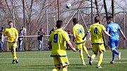 Havířov (v modrém) proti Šternberku