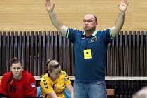 Trenér Zlína Peter Sabadka