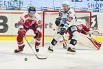 První čtvrtfinále HC Škoda Plzeň vs. HC Olomouc