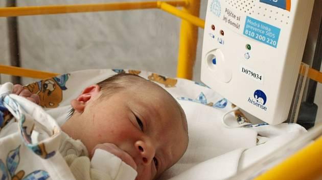 Monitor na hlídání dechu novorozenců v olomoucké fakultní nemocnici