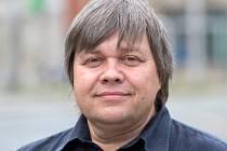 Volební lídr hnutí ProOlomouc Pavel Grasse
