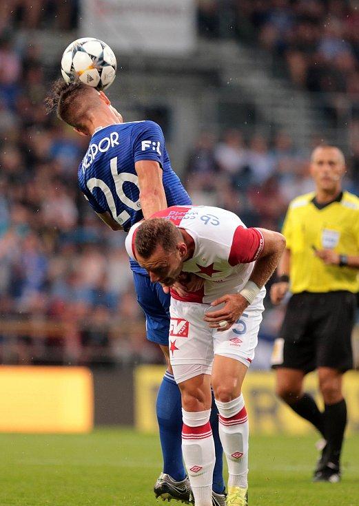 SK Sigma - Slavia Praha. Martin Nešpor Vladimír Coufal