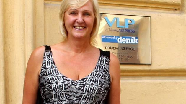 Renata Rabenseiferová z Mohelnice vyhrála hlavní cenu jarního kola Tip Ligy 2015