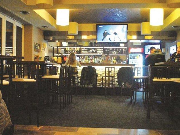 7. Zacapa Bar, Zlín