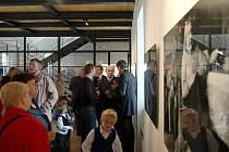 Výstava fotografií Jindřicha Štreita vnové Galeriizet ve Velké Bystřici