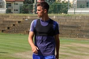 Fotbalová Sigma Olomouc zahájila přípravu na novou sezonu.Antonín Růsek