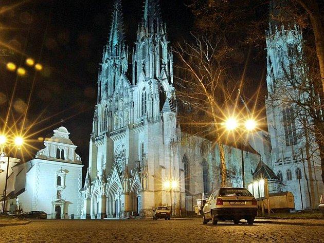 Katedrála sv. Václava vOlomouci