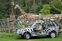 Řídit speciální vozidlo pro benefiční akci pro olomouckou zoo bude primátor Miroslav Žbánek (na snímku) či ředitel zoo Radomír Habáň