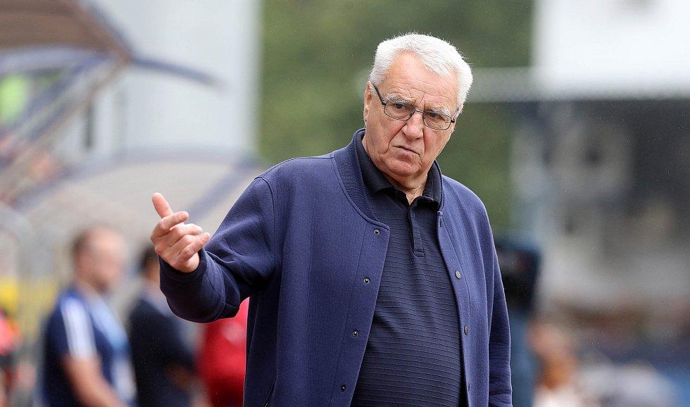 Zápas století Sigma - repre ČR v Olomouci - Petr Uličný