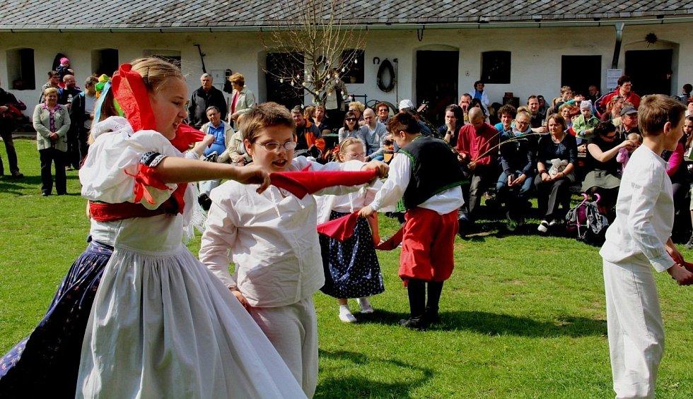 Velikonoce v Příkazích u Olomouce 2014