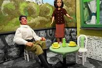 Barbie a Ken v dějinách na hradě Šternberk
