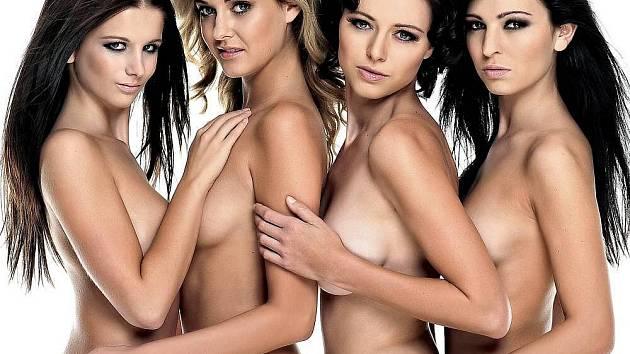 Kalendář Miss Hasička 2012