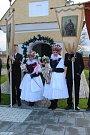 Ježíškovy matičky - tradiční velikonoční průvod z Bělkovic-Lašťan