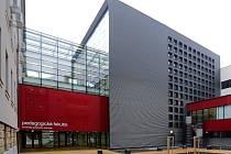 Nová budova Pedagogické fakulty UP v Olomouci