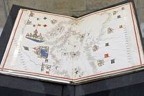 Unikátní portolánový atlas