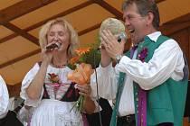 Jubilejní desátý ročník mezinárodního hudebního festivalu Hanácké kvítek.