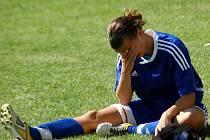 Zklamání olomouckých fotbalistek
