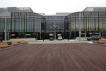 Obchodní centrum Šantovka.