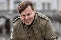 Zpěvák Michal Hrůza