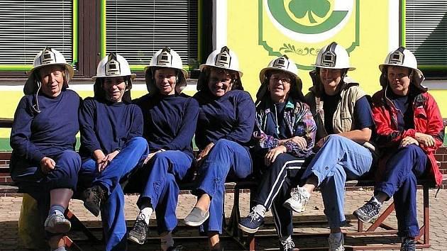 Dobrovolní hasiči v Trusovicích