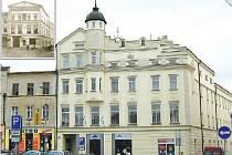 Historická hádanka: budova banky na Dolním náměstí