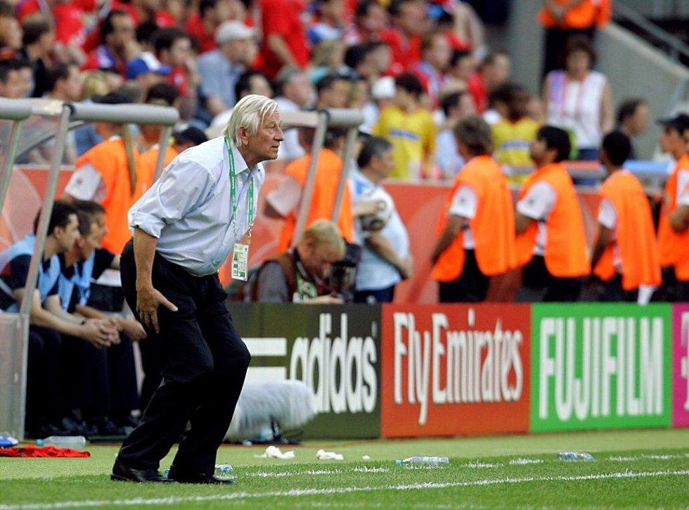červen 2006. Česko vs. Ghana 0:2 na MS v Německu
