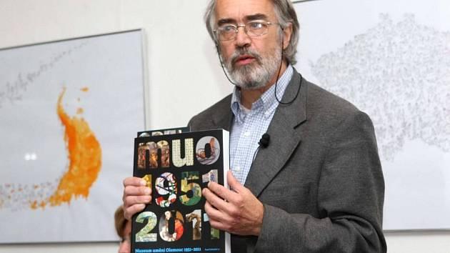 Pavel Zatloukal, ředitel Muzea umění Olomouc