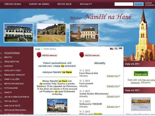 CHATA NM NA HAN /Olomoucko/ - Inzerce nemovitost