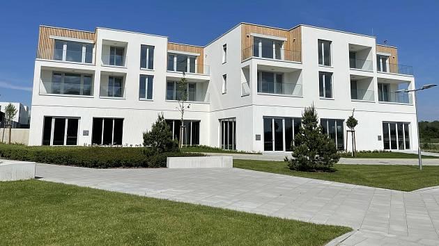 Stavba roku 2020 Olomouckého kraje v kategorii Stavby určené k bydlení a rekreaci: Vila Park Tabulový vrch v Olomouci