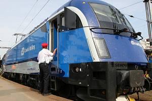 Railjet Českých drah. Ilustrační foto