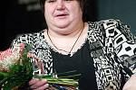 Eva Kacanu - první v kategorii Nejlepší handicapovaní sportovci - ženy