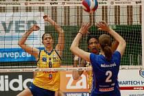 Hanácké derby volejbalistek: Olomouc vs. Prostějov
