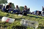 Olomoucký pivní festival z podhledu