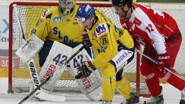 Ústečtí Lvi vs. HC Olomouc