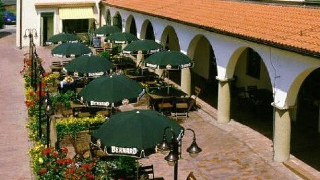 Restaurace Hanácký dvůr v Olomouci