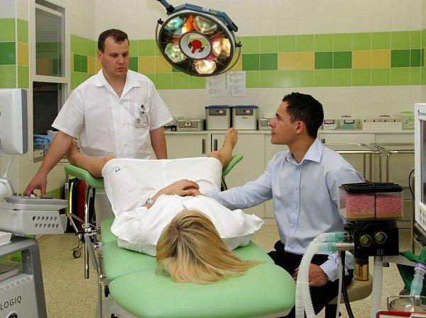 Perinatologické centrum volomoucké fakultní nemocnici