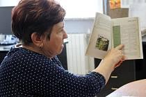 Bylinkářka Jarmila Podhorná