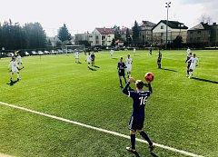 Sigma Olomouc fotbal U19 dorost Mladá Boleslav 1:0