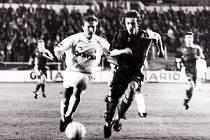 V březnu 1992 se Sigma Olomouc ve čtvrtfinále Poháru UEFA utkala s Realem Madrid (1:1 doma, 0:1 venku). Michal Kovář