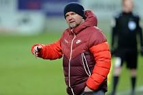 Trenér Sparty Pavel Vrba.