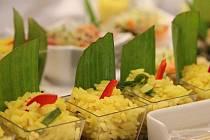 Thajské večery v olomouckém NH hotelu