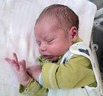 Denis Dušek, Uničov, narozen 22. září ve Šternberku, míra 48 cm, váha 3700 g