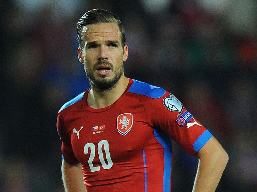 Filip Novák, fotbalový reprezentant z Přerova působící v klubu FC Midtjylland