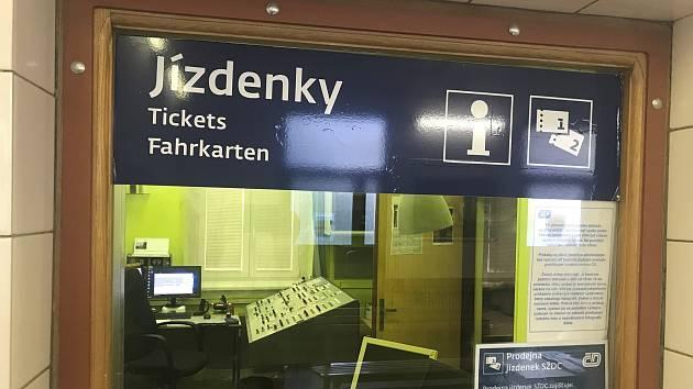 V Olomouckém kraji bude ukončen prodej jízdenek na 17 místech