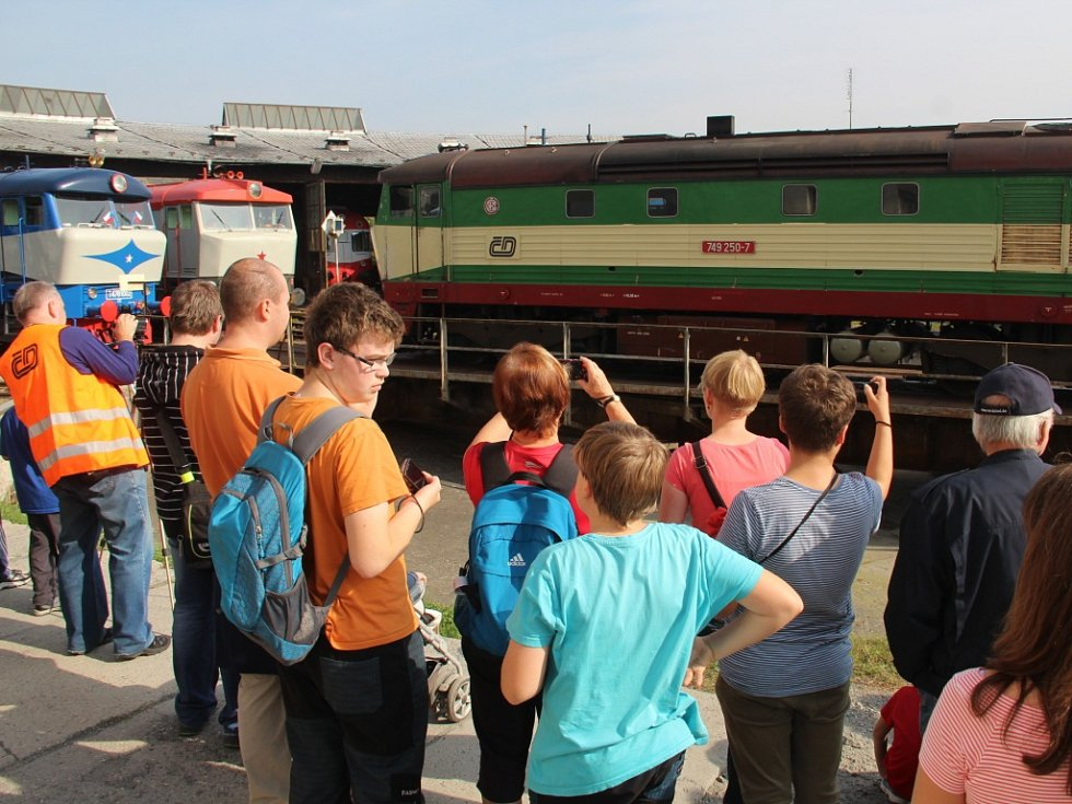 Muzeum Českých drah v Olomouci oslavilo závěr letošní sezóny