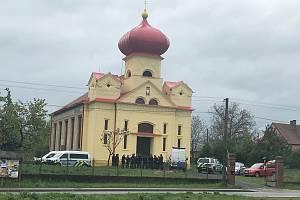 Na faře v Chudobíně došlo k vraždě mladého muže