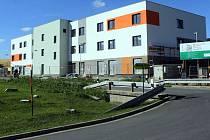 Stavba domu pro seniory v Komárově na Šternbersku